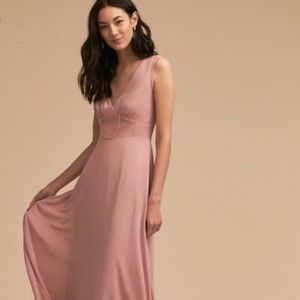 BHLDN Capulet Bridesmaid Dress